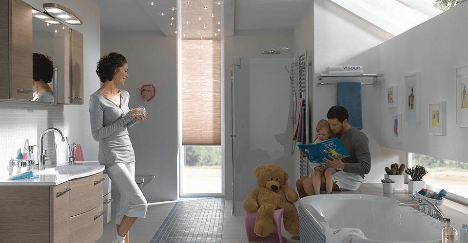 Sanitärausstattung  Sanitärausstattung - Albert Fischer Hausbau GmbH